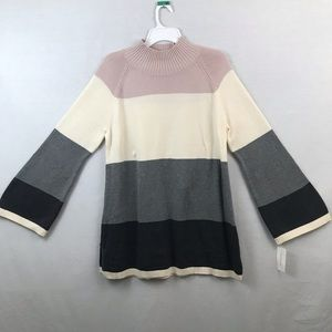 Charter club mock neck sweater